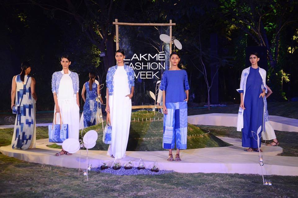 Grassroot @ Lakme Fashion Week