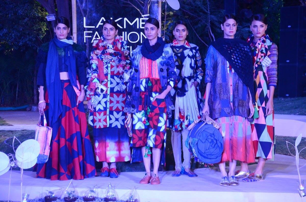 KaSha @ Lakme Fashion Week