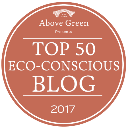 top 50 eco conscious blog
