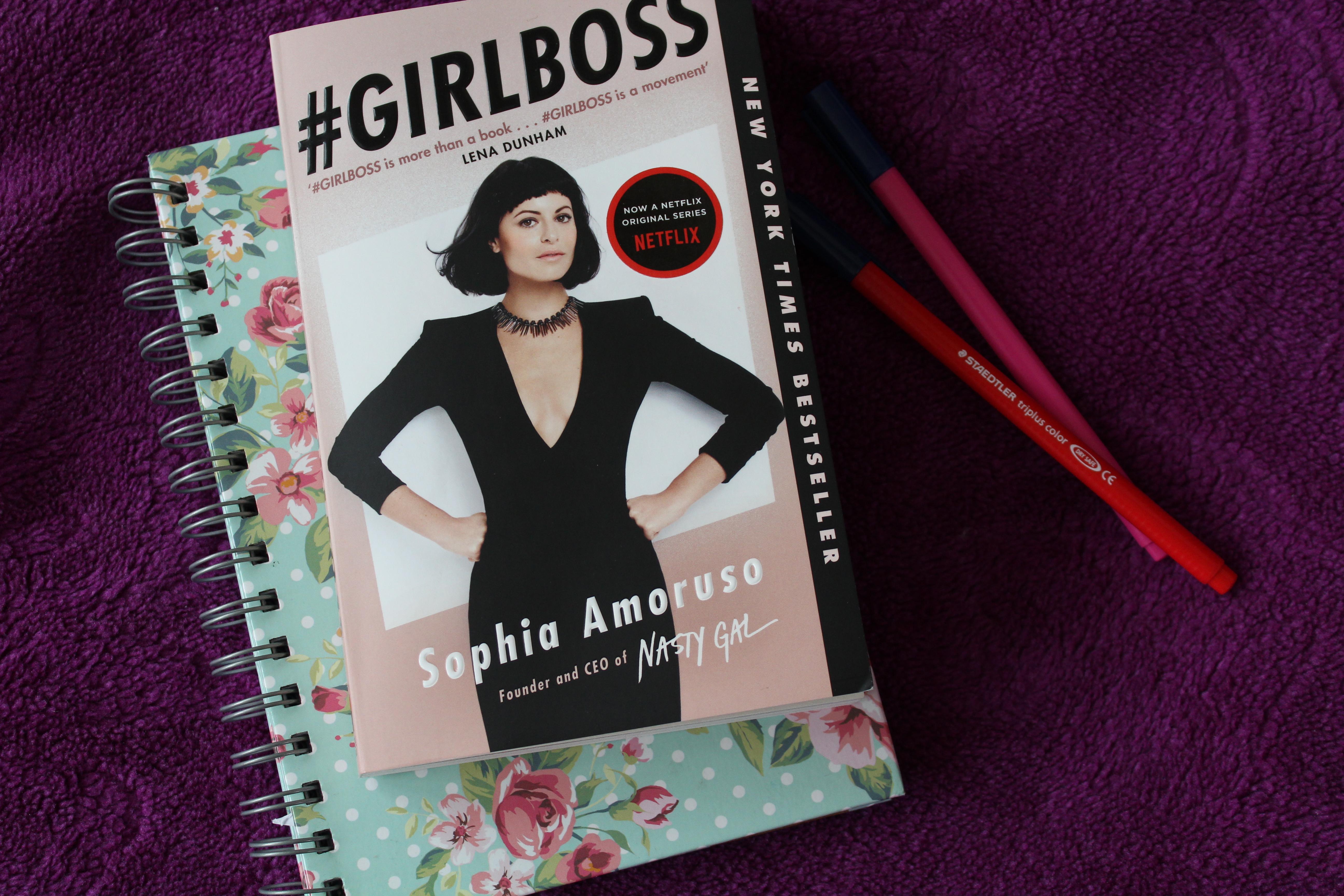 #GIRLBOSS book