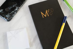 mynd map my journal