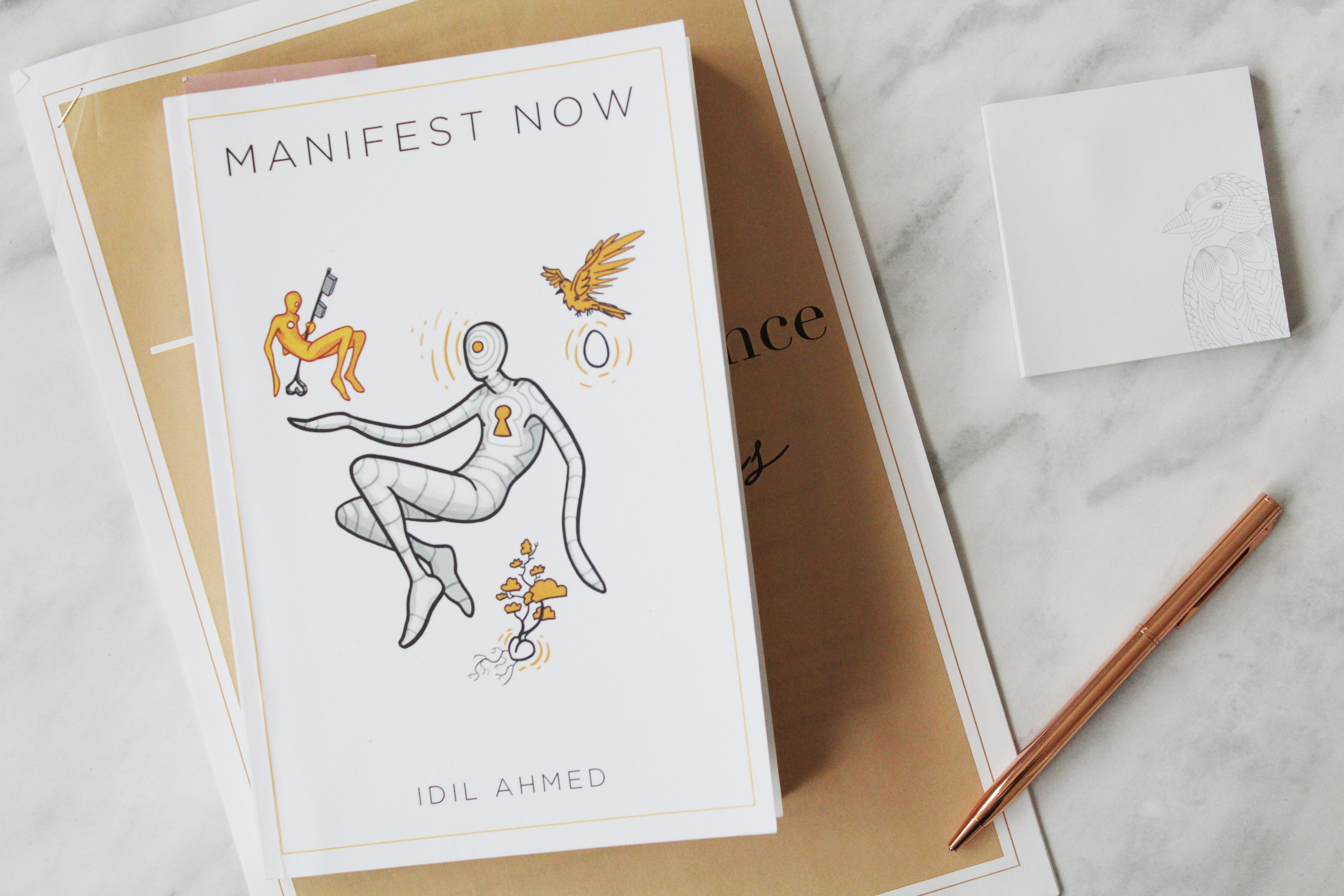 manifest now book